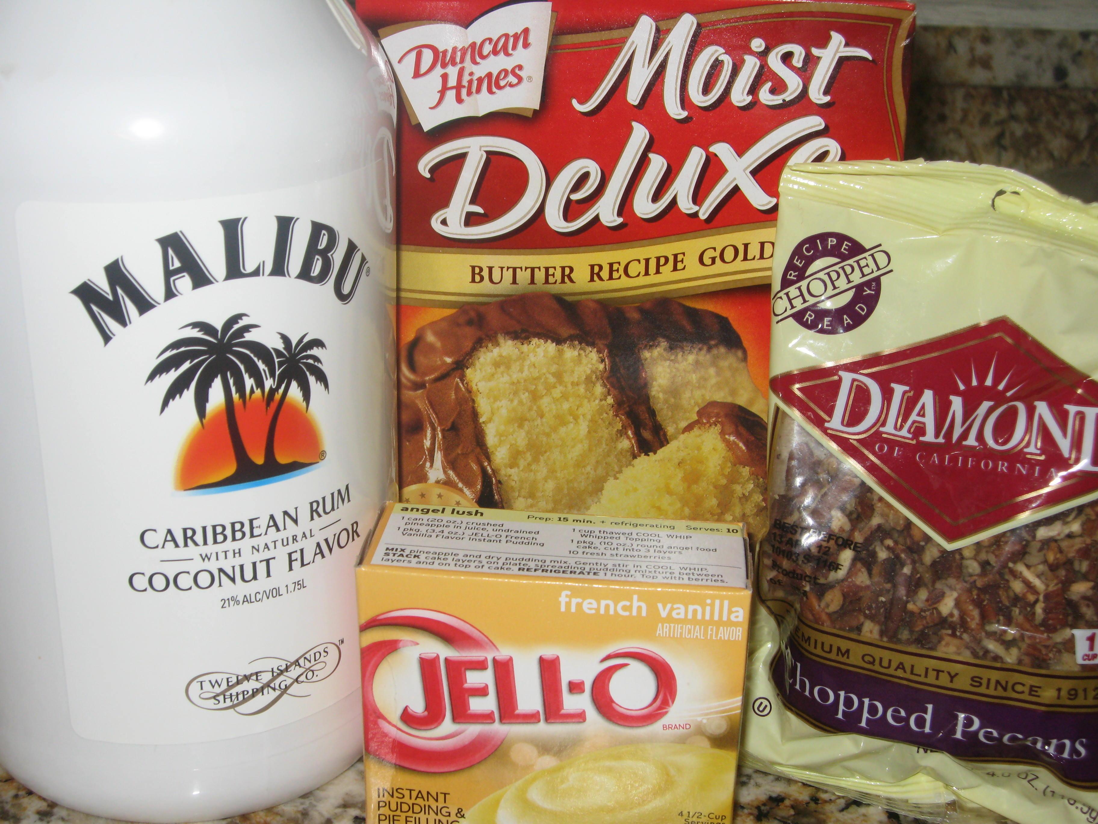 Rum Cake Recipes Duncan Hines Food Cake Recipes