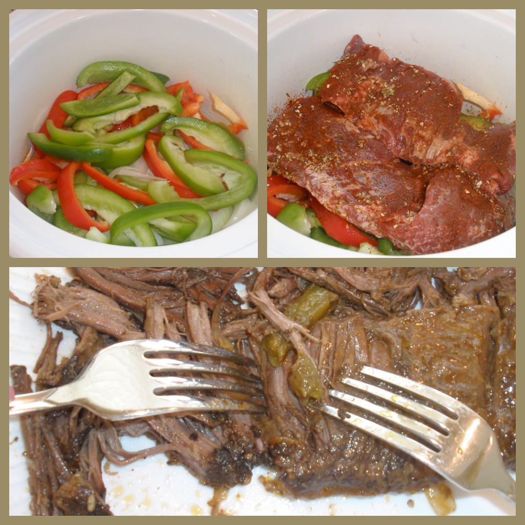 ROPA VIEJA (OLD RAGS) -CUBAN BRAISED BEEF, SLOW COOKER STYLE