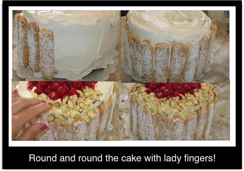 Cherry Cake Recipe Joy Of Baking: Mary's Joy Of Family Cooking