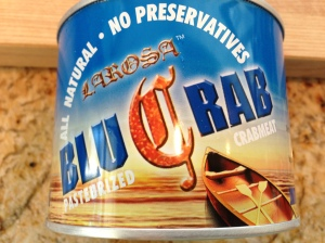 Use good quality Blue Crab Meat!