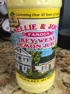 If you do not have fresh key limes, use Nellie & Joe's